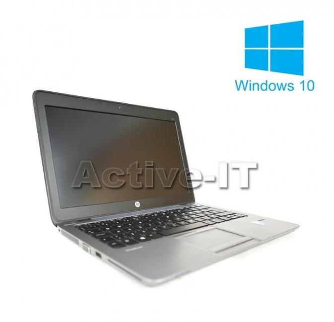 hp elitebook 820 g2 - przód laptopa