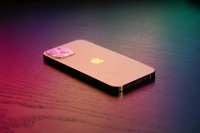 iPhone 12 - tył