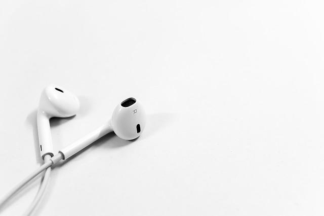 słuchawki do telefonów - apple