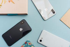 Wymiana szybki w telefonach od apple