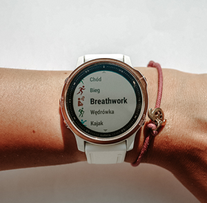 ćwiczenia oddechowe - breathwork